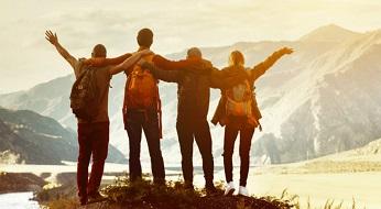 نقل قول هایی برای سفر کردن با دوستان